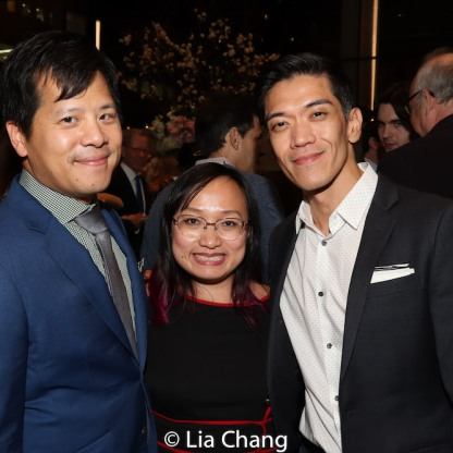 Dustin Chinn, Diep Tran and Moses Villarama. Photo by Lia Chang-