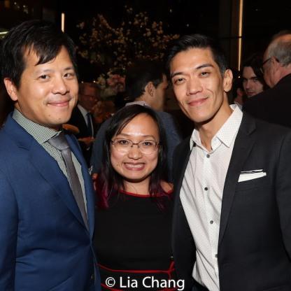 Dustin Chinn, Diep Tran and Moses Villarama. Photo by Lia Chang-