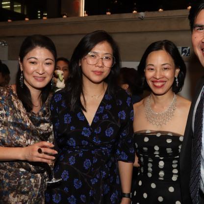 Jennifer Lim, Meiyin Wang, Lia Chang. Photo by Garth Kravits