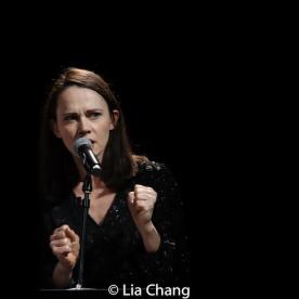 Natalia Payne. Photo by Lia Chang