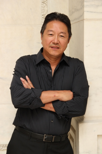 Rick Shiomi. Photo by Lia Chang