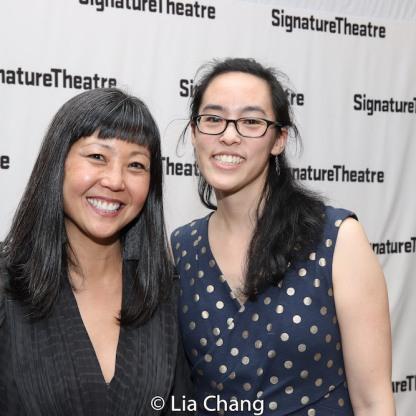 Linda Cho and Lauren Yee. Photo by Lia Chang