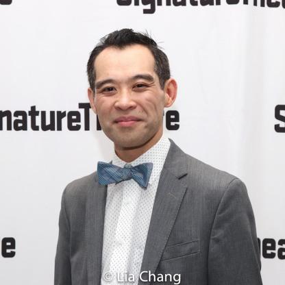 Joe Ngo. Photo by Lia Chang