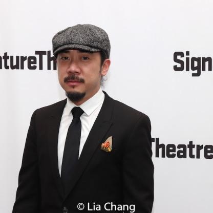 Abraham Kim. Photo by Lia Chang