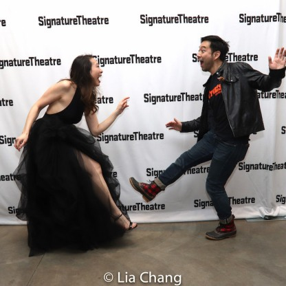 Jane Lui and Daisuke Tsuji. Photo by Lia Chang