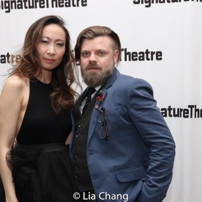 Jane Lui, Mikhail Fiksel. Photo by Lia Chang