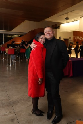 Lia Chang and Chay Yew. Photo by Garth Kravits