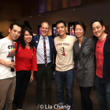 Joe Ngo, Siho Ellsmore, Moses Villarama, Paul Juhn. Photo by Lia Chang