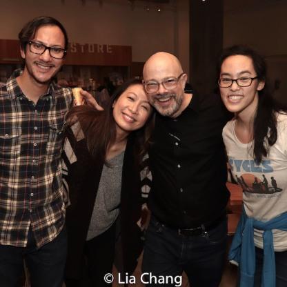 Jane Lui, Lauren Yee. Photo by Lia Chang