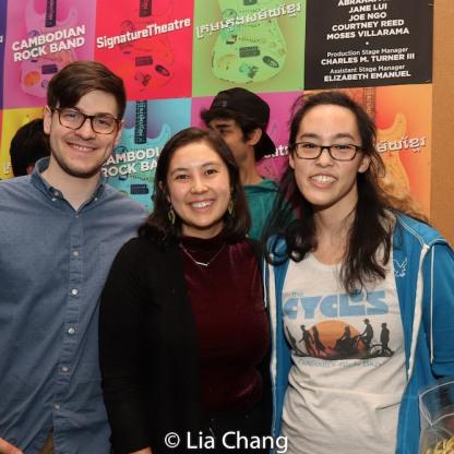 Rose Van Dyne, Lauren Yee. Photo by Lia Chang