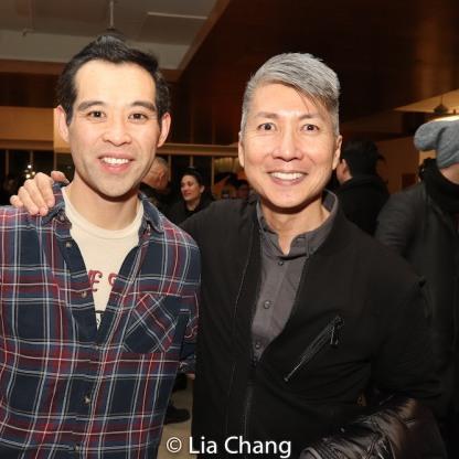 Joe Ngo and Jason Ma. Photo by Lia Chang
