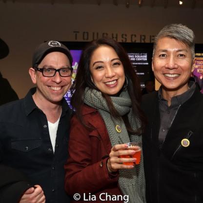 Garth Kravits, Jaygee Macapugay, Jason Ma. Photo by Lia Chang